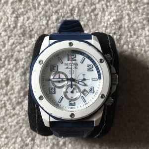 Men's Bulova Marine Star Watch